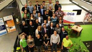 Het team van DGB (De Groene Belangenbehartiger)