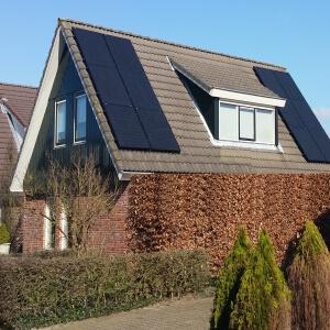 Zonnepanelen DGB Energie