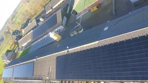 Foto zonnepanelen bovenaf 1
