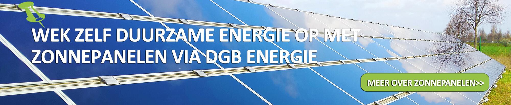 zonnepanelen kopen via dgb energie