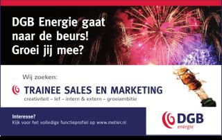 Vacature sales en marketing