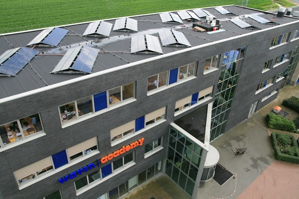 investering zonnepanelen via DGB Energie