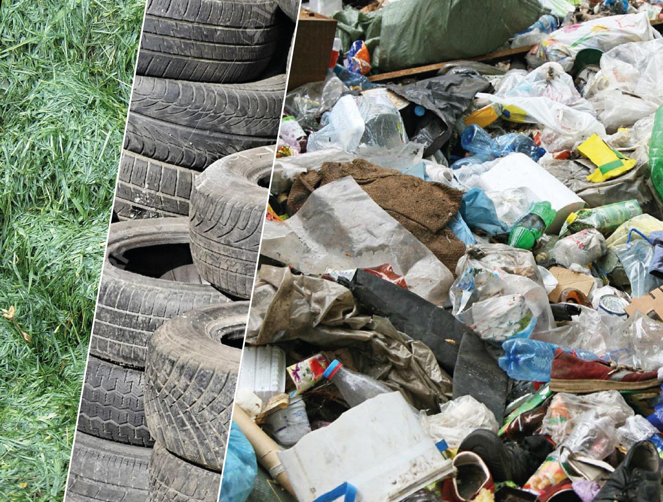 huishoudelijk afval, restproducten, een bron van biomassa