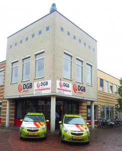Oude pand DGB Oosteinde Hardenberg