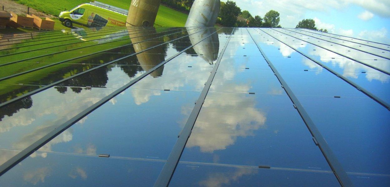 zonnepanelen kopen: klant Hoekman Nijeveen