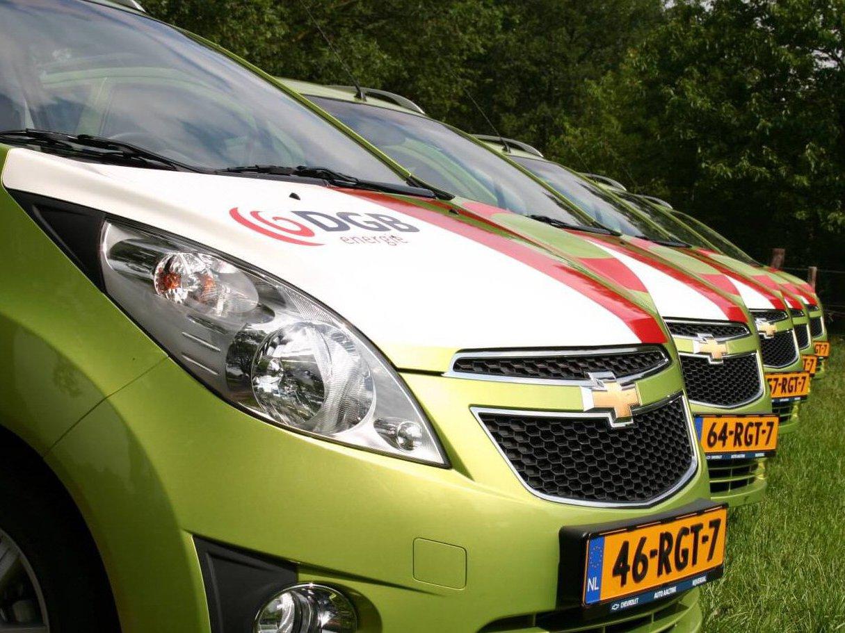 Auto's DGB Energie Hardenberg - Over DGB Energie