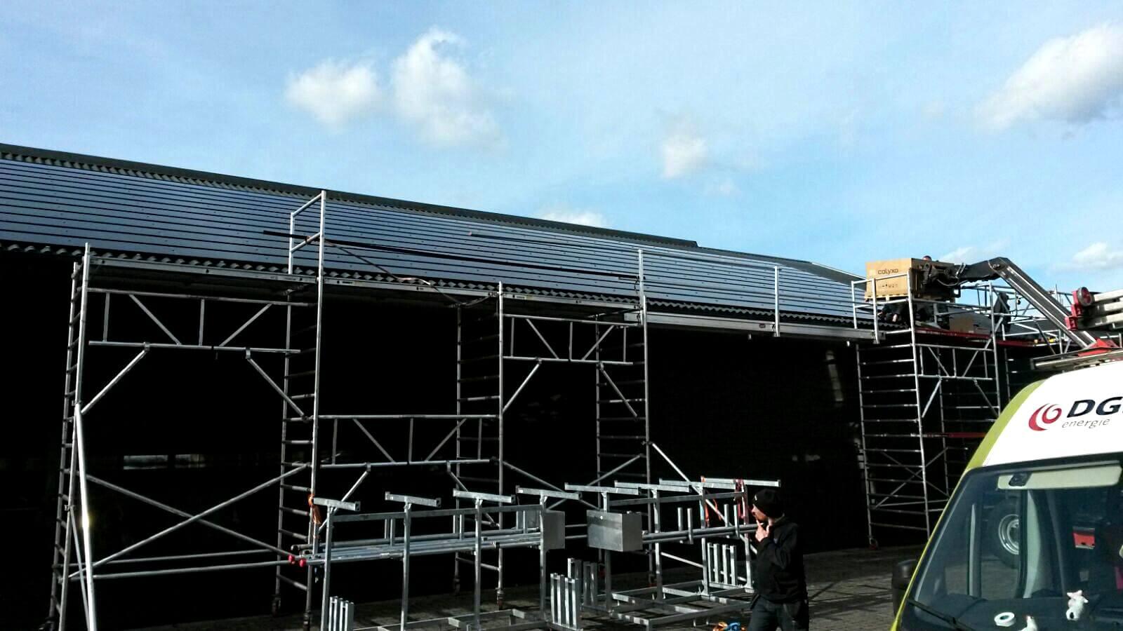 Zorgvuldige installatie zorgt voor goede opbrengst zonnepanelen